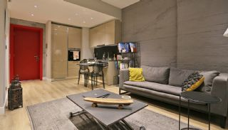 Art Smart Concept Flats on the Basin Express Way Istanbul, Interior Photos-1