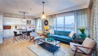 Luxury and Modern Apartments in Bağcılar Istanbul, Interior Photos-1