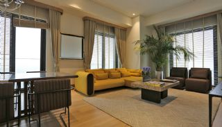 Istanbul Apartments with Wide Windows in Sisli, Interior Photos-1