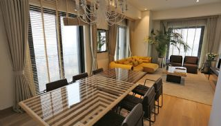 Istanbul Apartments with Wide Windows in Sisli, Interior Photos-2