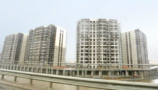 Istanbul Flats in Residential and Commercial Complex, Construction Photos-2