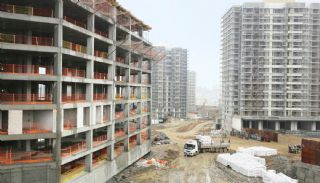 Istanbul Flats in Residential and Commercial Complex, Construction Photos-3