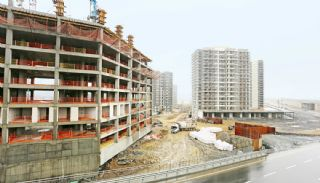 Istanbul Flats in Residential and Commercial Complex, Construction Photos-4