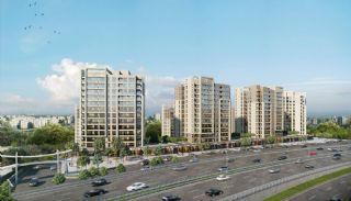 Квартиры в Стамбуле в Жилом и Торговом Комплексе, Стамбул / Башакшехир - video