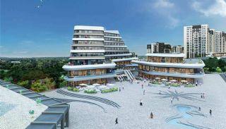 Квартиры в Стамбуле в Жилом и Торговом Комплексе, Стамбул / Башакшехир