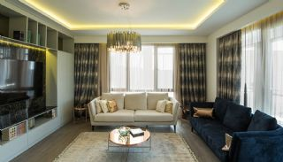 Istanbul Flats in Residential and Commercial Complex, Interior Photos-1