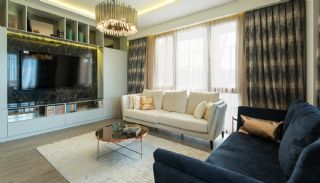 Istanbul Flats in Residential and Commercial Complex, Interior Photos-3