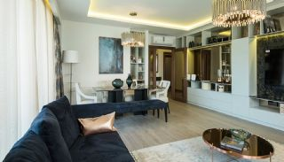 Istanbul Flats in Residential and Commercial Complex, Interior Photos-4