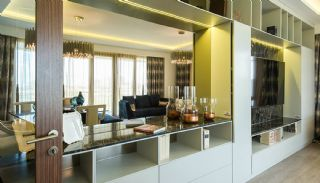 Istanbul Flats in Residential and Commercial Complex, Interior Photos-5