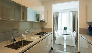 Istanbul Flats in Residential and Commercial Complex, Interior Photos-8