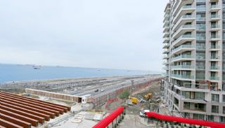 Cozy Apartments in the New Coastal District of Istanbul, Construction Photos-1