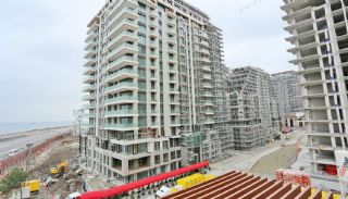 Cozy Apartments in the New Coastal District of Istanbul, Construction Photos-2