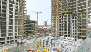 Cozy Apartments in the New Coastal District of Istanbul, Construction Photos-3
