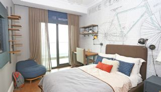 Cozy Apartments in the New Coastal District of Istanbul, Interior Photos-6