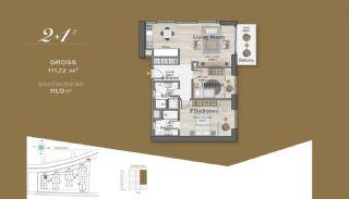Massiv Fastighet med Unik Design i Istanbul, Planritningar-5