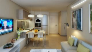 Central Istanbul Flats with Investment Opportunity, Interior Photos-1