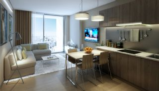 Central Istanbul Flats with Investment Opportunity, Interior Photos-2