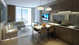 Zentrale Istanbul Wohnungen mit Investition möglichkeiten, Foto's Innenbereich-2