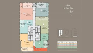 Central Istanbul Flats with Investment Opportunity, Property Plans-5
