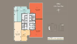 Central Istanbul Flats with Investment Opportunity, Property Plans-7