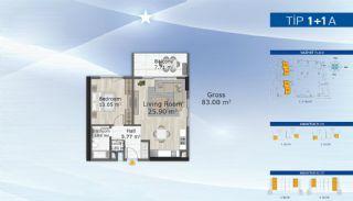 Immobilier De Haute Qualité à Istanbul, Projet Immobiliers-1
