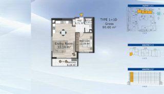 Immobilier De Haute Qualité à Istanbul, Projet Immobiliers-2