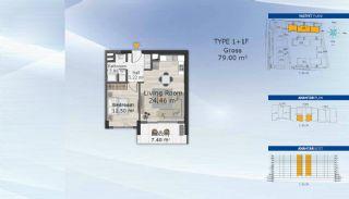 Immobilier De Haute Qualité à Istanbul, Projet Immobiliers-4