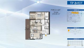 Affluence Real Estate with High-Quality Facilities in Istanbul, Property Plans-10