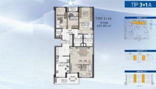 Immobilier De Haute Qualité à Istanbul, Projet Immobiliers-13