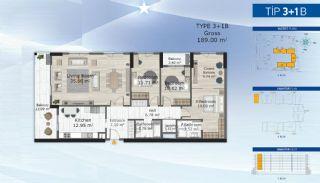 Immobilier De Haute Qualité à Istanbul, Projet Immobiliers-14