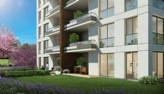 Istanbul Apartments Designed with Modern Architecture, Istanbul / Basaksehir - video