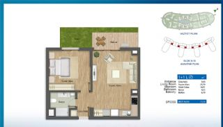 Award Winning Apartments in Istanbul with Theme Park, Property Plans-2