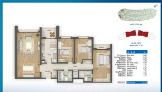 Award Winning Apartments in Istanbul with Theme Park, Property Plans-8