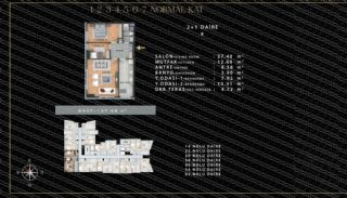 European-Style Flats in Prime Location of Istanbul, Property Plans-2