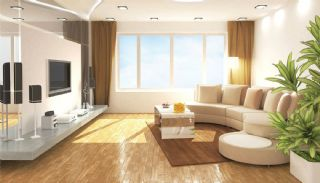 Apartments in Istanbul with the Highest Standard of Life, Interior Photos-1