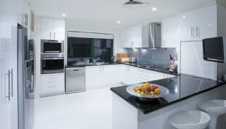 Apartments in Istanbul with the Highest Standard of Life, Interior Photos-2