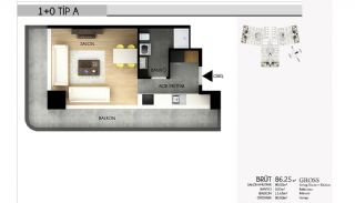 Apartments in Istanbul with the Highest Standard of Life, Property Plans-1