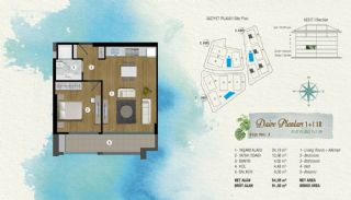 Fabulous Apartments with A+ Luxury Standards in Istanbul, Property Plans-5