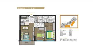 Appartements Eblouissants Dans Le Coeur D'Istanbul, Projet Immobiliers-6