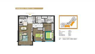 Appartements Eblouissants Dans Le Coeur D'Istanbul, Projet Immobiliers-8