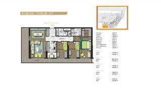 Appartements Eblouissants Dans Le Coeur D'Istanbul, Projet Immobiliers-12