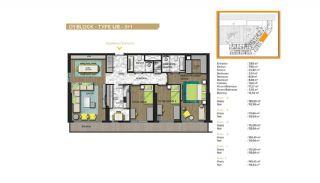 Appartements Eblouissants Dans Le Coeur D'Istanbul, Projet Immobiliers-14