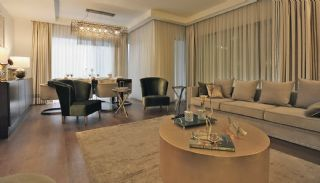 Luxury Turkey Apartments in Istanbul's Most Valuable Area, Interior Photos-1