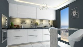 Modern Apartments Enriching Life Experience in Istanbul, Interior Photos-2