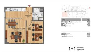 Modern Apartments Enriching Life Experience in Istanbul, Property Plans-16