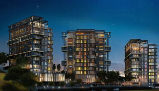 Stylish Apartments with Exceptional Location in Istanbul, Istanbul / Kagithane - video