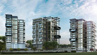 Stylish Apartments with Exceptional Location in Istanbul, Istanbul / Kagithane