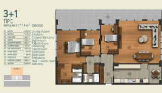 Stylish Apartments with Exceptional Location in Istanbul, Property Plans-9