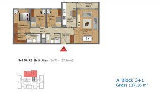 Fertige Wohnungen in Istanbul mit reicher Infrastuktur, Immobilienplaene-3