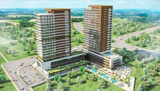 Istanbul Apartments Next to the TEM and Basin Express, Istanbul / Gunesli - video